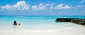 Spiaggia esotica